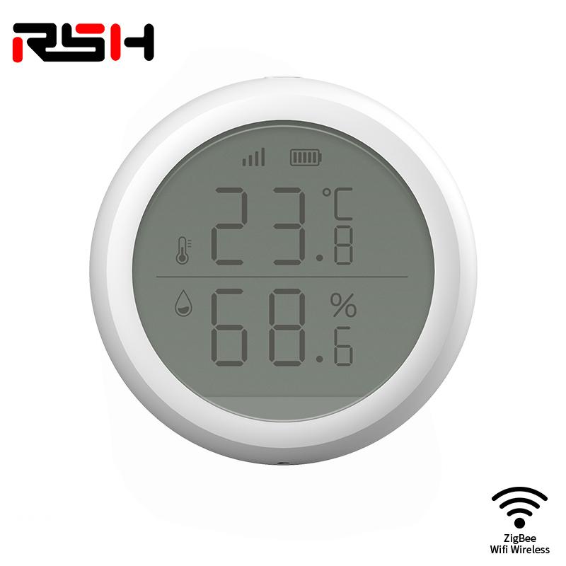 Rsh Zigbee Humidity Sensor Rsh Rsh Tech Co Ltd Zigbee